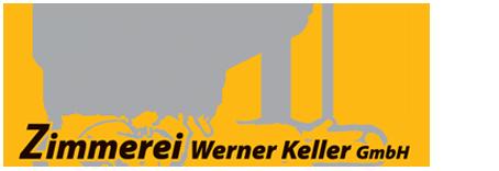 Werner Keller Zimmerei – Holzbau Marthalen Logo